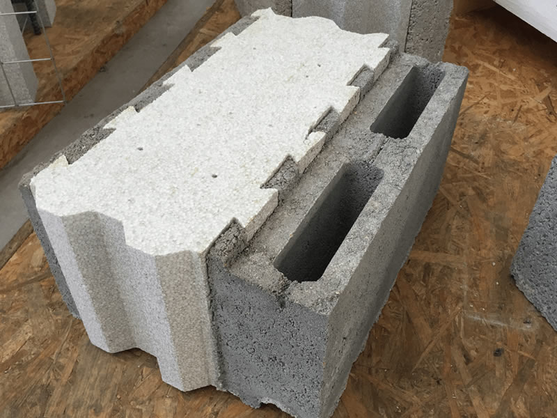 Reinforced Thermal Block